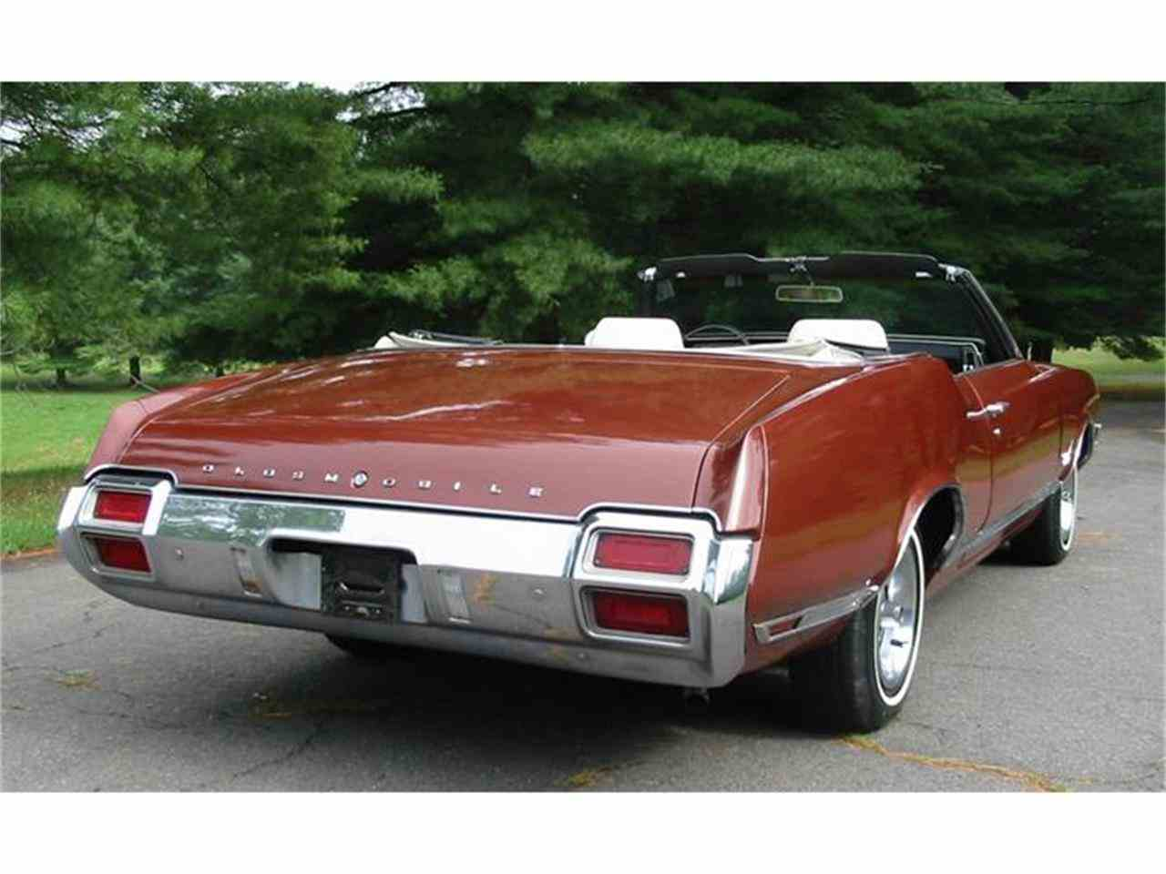 Large Picture of Classic '71 Oldsmobile Cutlass Supreme located in West Virginia - $29,500.00 Offered by Champion Pre-Owned Classics - L1WX