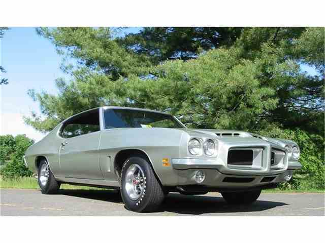 1972 Pontiac GTO | 982263