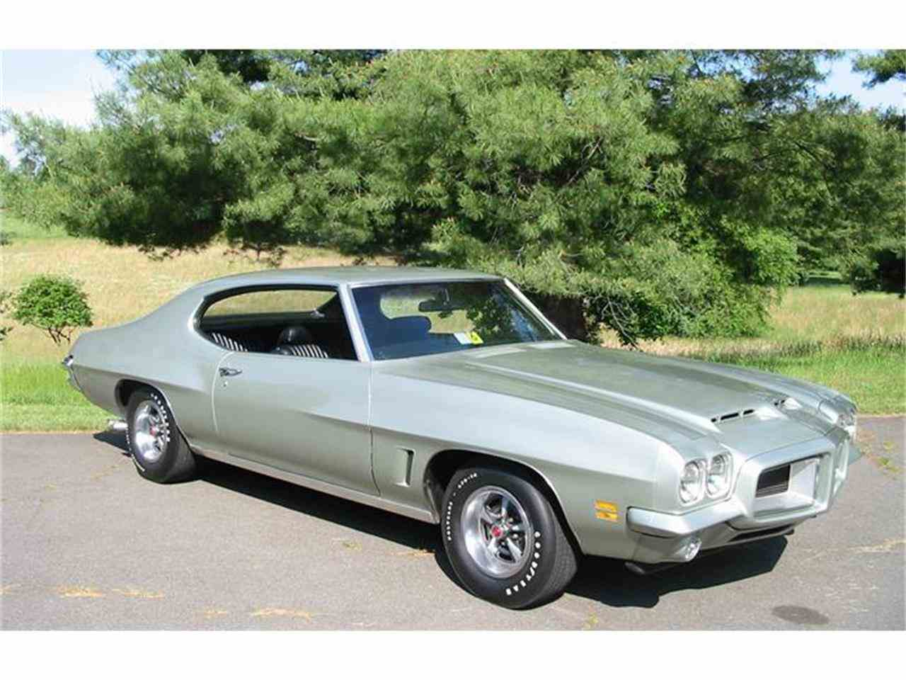 Cars For Sale In Wv: 1972 Pontiac GTO For Sale