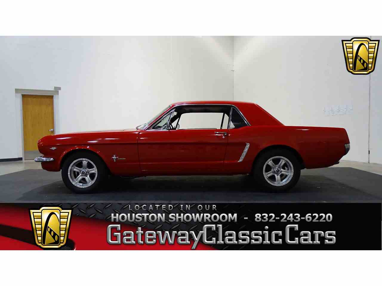 1965 Ford Mustang for Sale - CC-982279