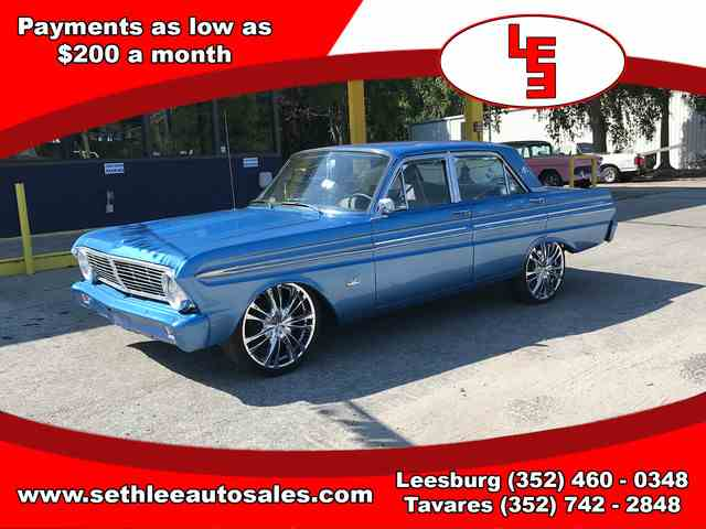 1965 Ford Falcon | 982282