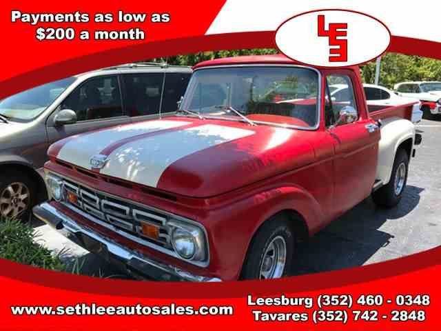 1964 Ford F100 | 982284