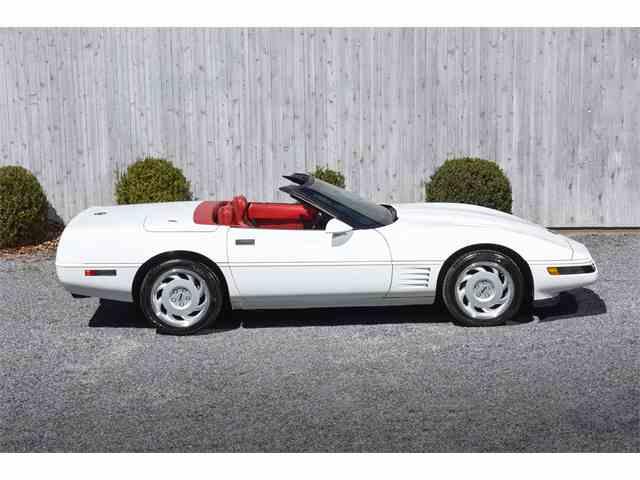 1991 Chevrolet Corvette | 980229