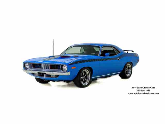 1974 Plymouth Cuda | 982294