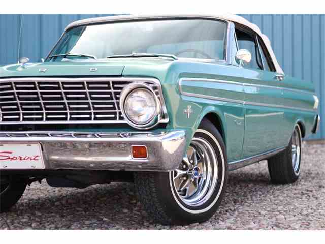 1964 Ford Falcon Sprint Convertable | 982298