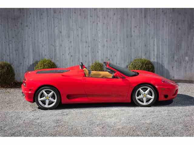 2001 Ferrari 360 | 980230