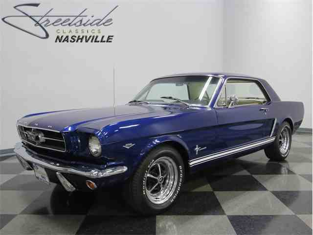 1965 Ford Mustang   982312