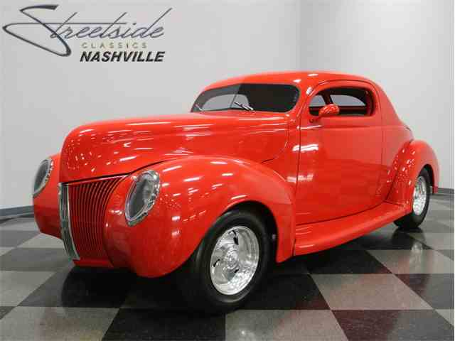 Picture of '39 3-Window Coupe - L1YH
