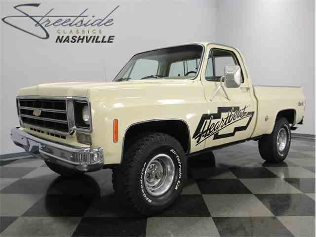 1978 Chevrolet Silverado | 982314