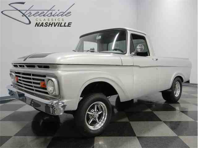 1962 Ford F100 | 982315