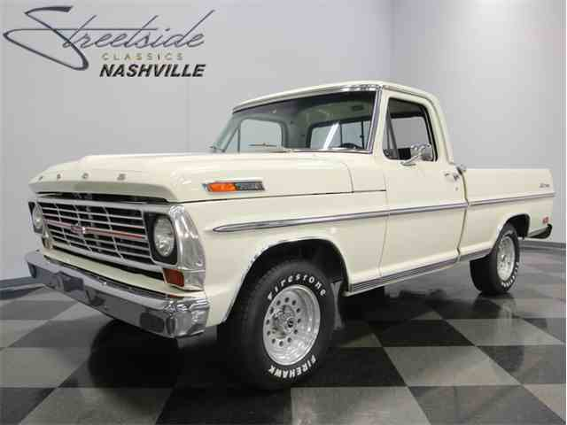 1969 Ford F100 | 982316