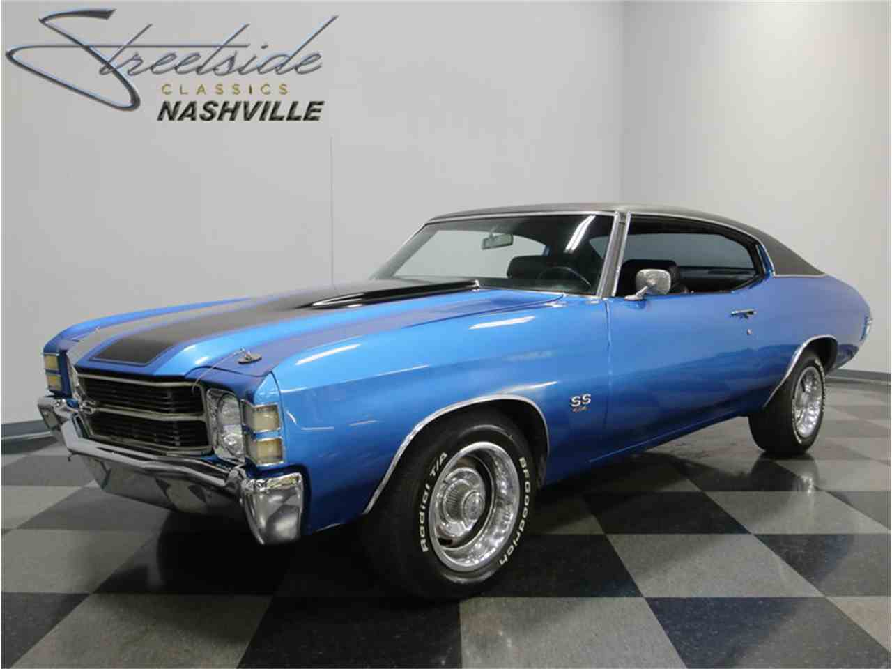 1971 chevrolet chevelle ss for sale cc. Black Bedroom Furniture Sets. Home Design Ideas