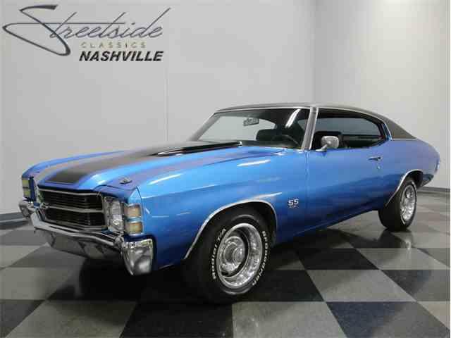 1971 Chevrolet Chevelle SS | 982317