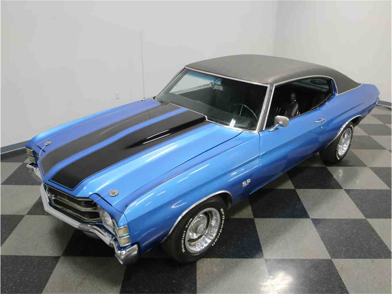 Large Picture of '71 Chevelle SS - L1YL