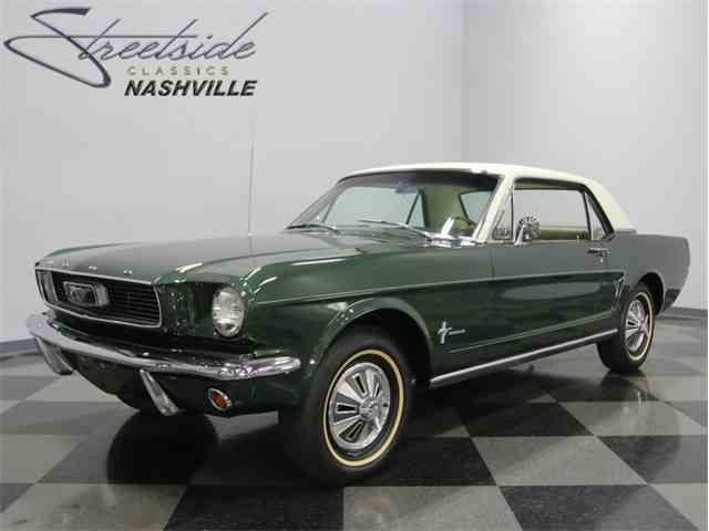 1966 Ford Mustang | 982319