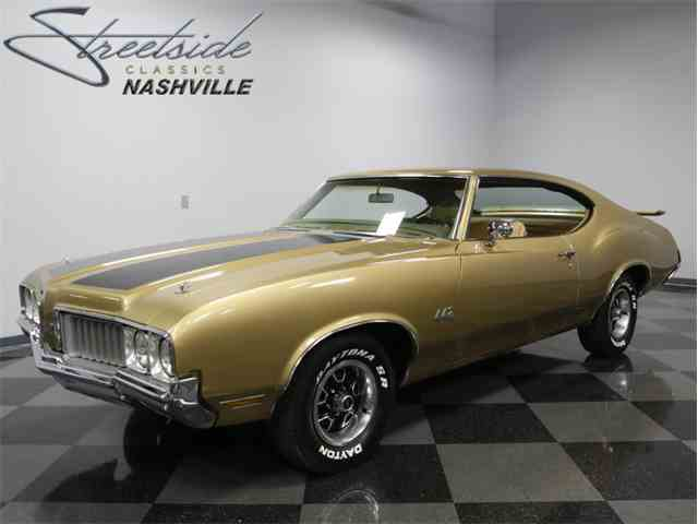 1970 Oldsmobile Cutlass 442 Tribute | 982321