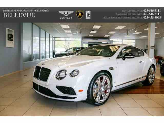2017 Bentley Continental | 982322