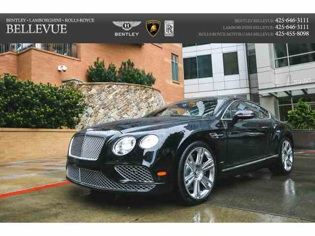 2017 Bentley Continental | 982323