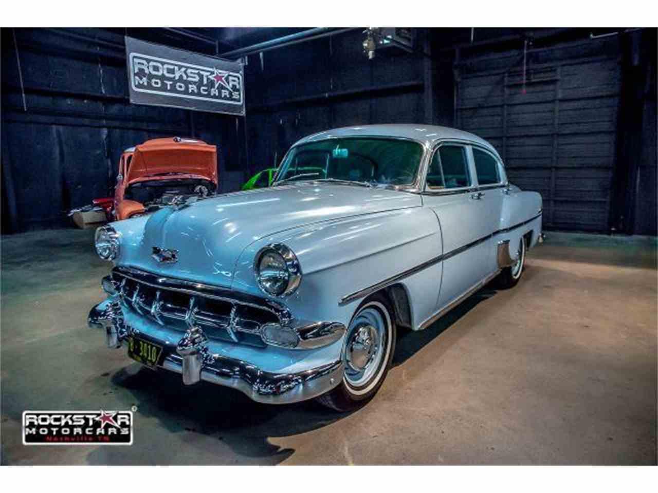 All Chevy 1954 chevrolet belair : 1954 Chevrolet Bel Air for Sale | ClassicCars.com | CC-982327