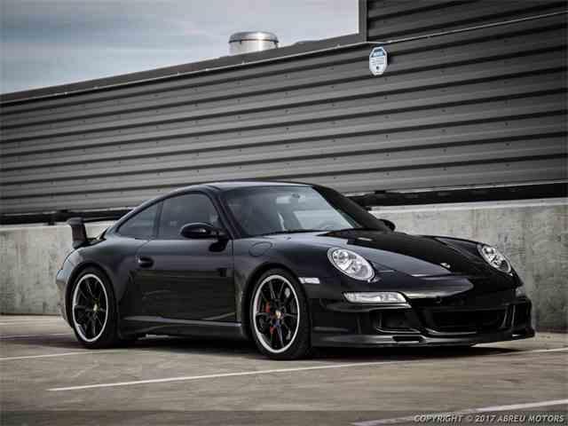 2007 Porsche 911 GT3 | 982329