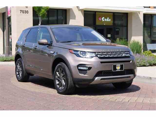 2017 Land Rover Discovery Sport | 982337