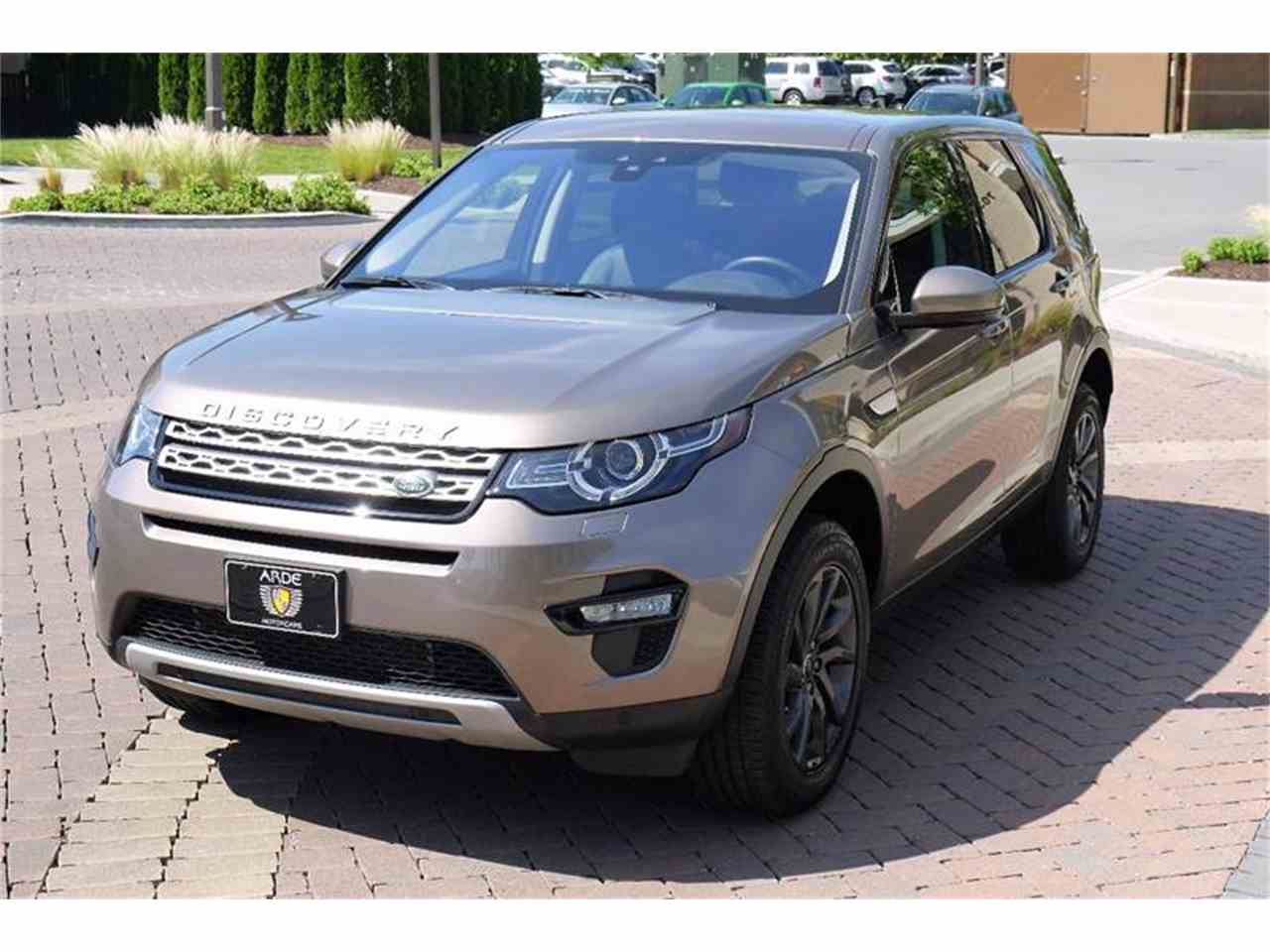 2017 land rover discovery sport for sale with carfax autos post. Black Bedroom Furniture Sets. Home Design Ideas