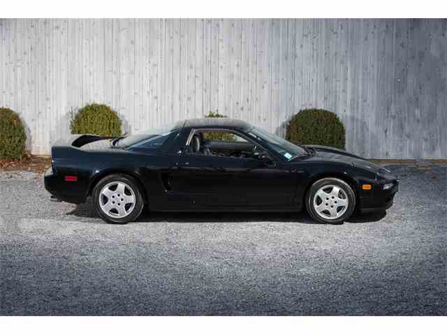1991 Acura NSX 5-SPEED MANUAL | 980234