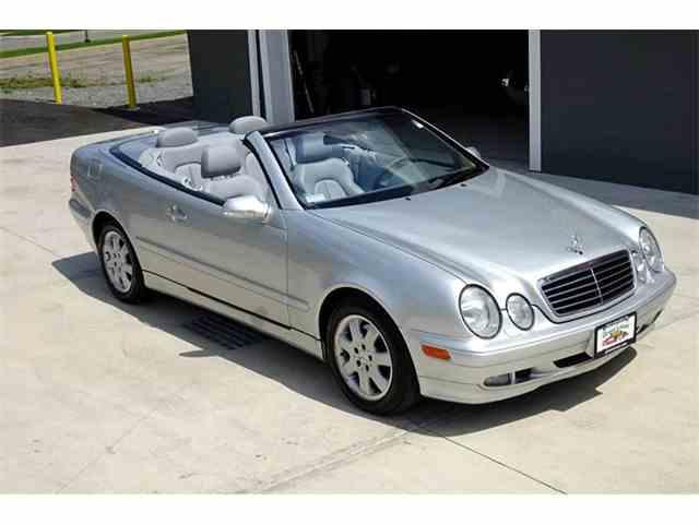 2002 Mercedes-Benz CLK   982341