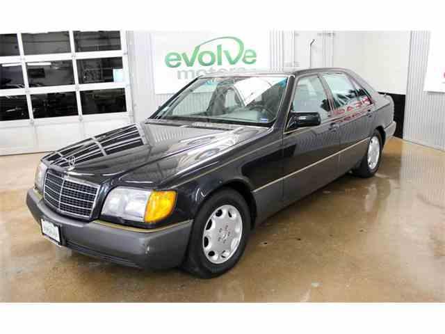 1992 Mercedes-Benz 600 | 982346