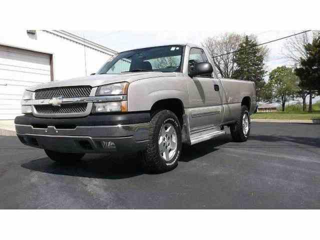 2005 Chevrolet Silverado | 982352