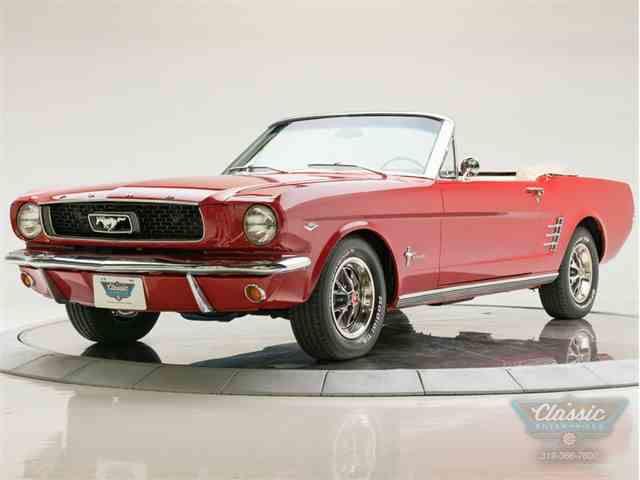 1966 Ford Mustang | 982354