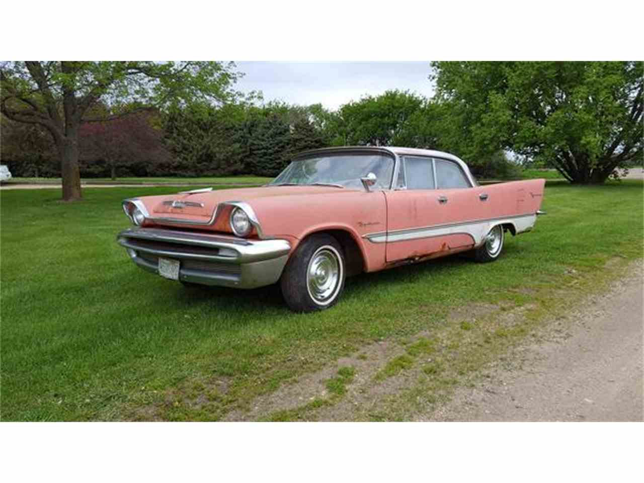 1957 desoto firesweep for sale cc 982364. Black Bedroom Furniture Sets. Home Design Ideas