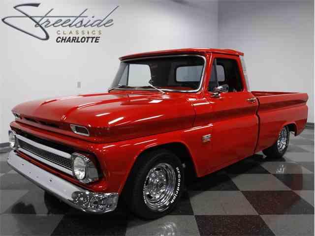 1966 Chevrolet C/K 10 | 982368
