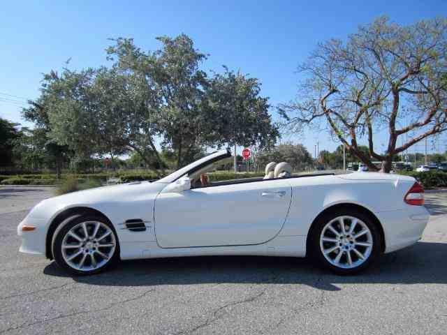 2007 Mercedes-Benz SL-ClassSL 550 | 982372
