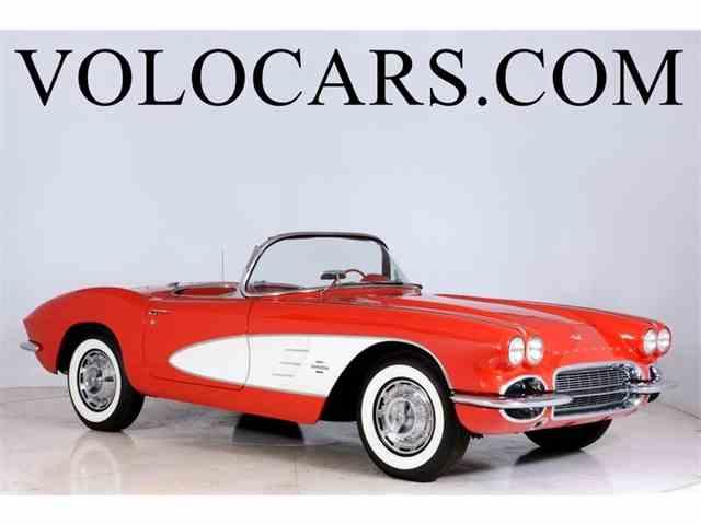 1961 Chevrolet Corvette | 982379