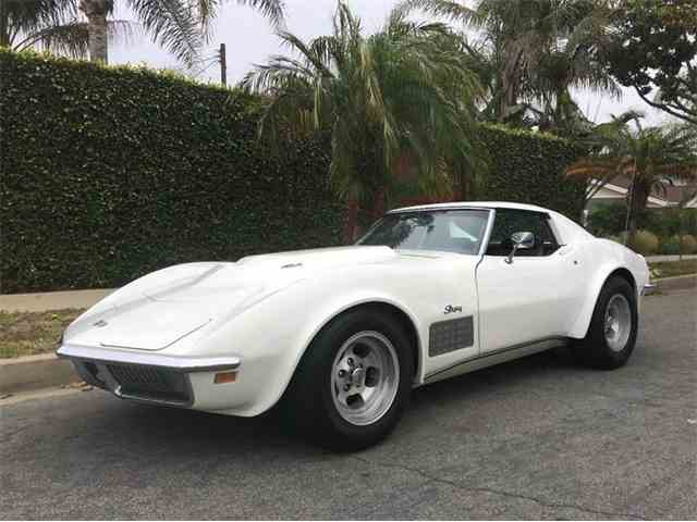 1971 Chevrolet Corvette  LS5 | 982380