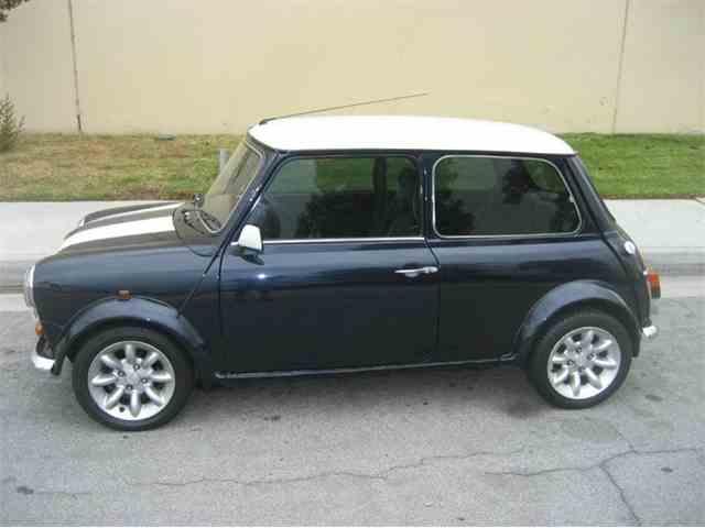 1967 Austin Mini | 982383