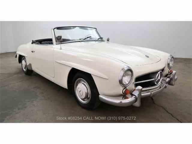 1961 Mercedes-Benz 190SL | 982388