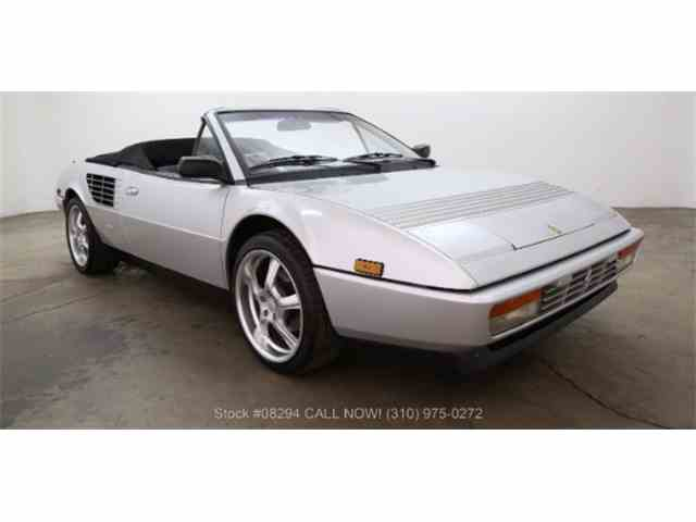 1986 Ferrari Mondial   982391