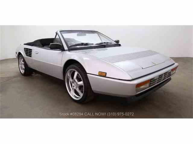 1986 Ferrari Mondial | 982391