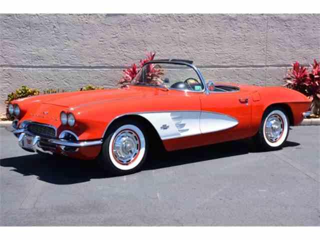 1961 Chevrolet Corvette | 982392