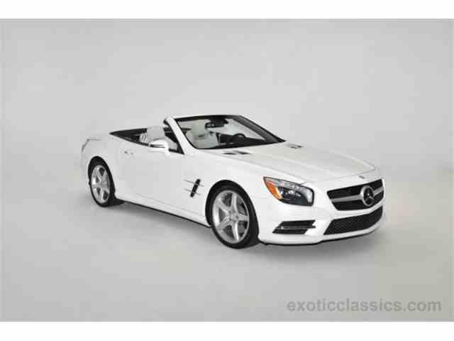 2013 Mercedes-Benz SL-Class | 982394