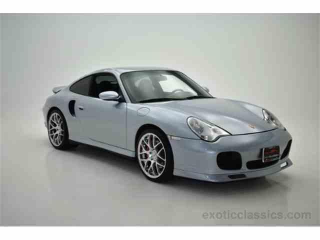 2001 Porsche 911 | 982396
