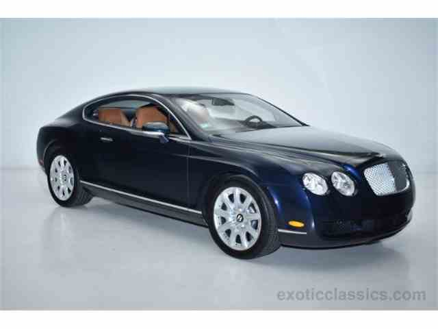 2005 Bentley Continental | 982397