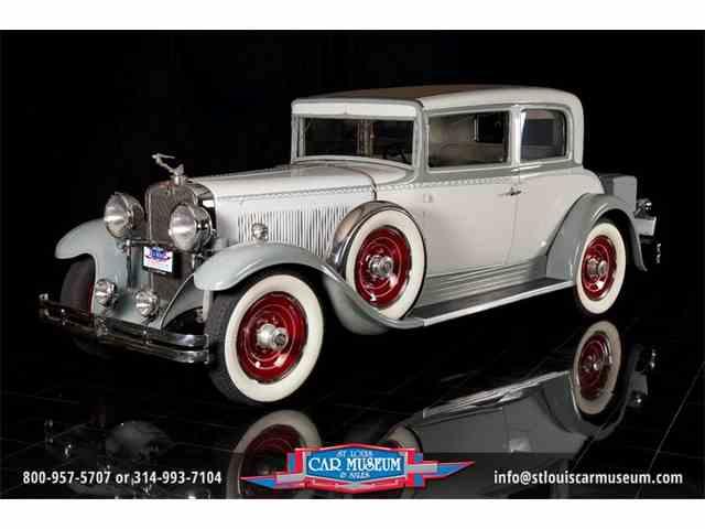 1931 Nash Eight-99 Victoria Sedan | 982400