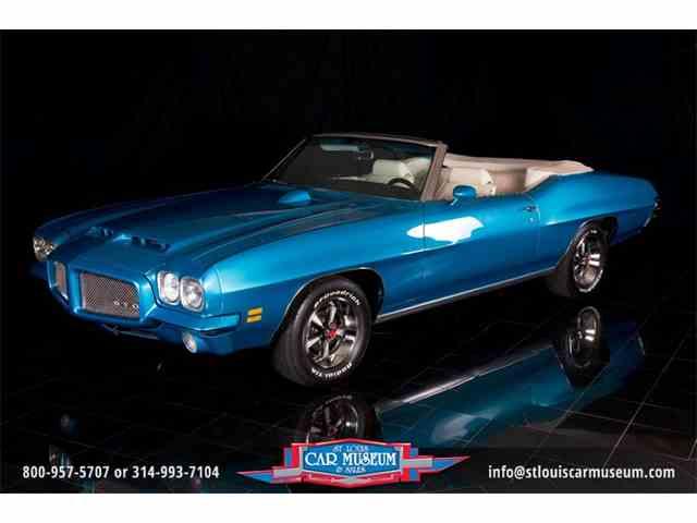 1971 Pontiac GTO | 982401