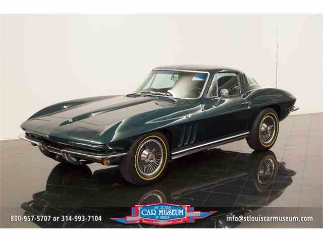 1965 Chevrolet Corvette Stingray Coupe | 982402