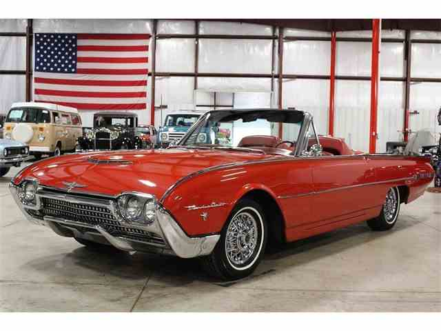 1962 Ford Thunderbird | 982408