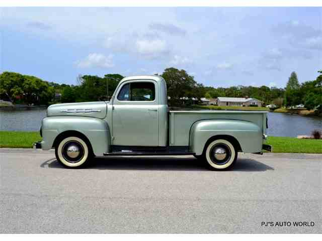 1951 Ford F100 | 982411
