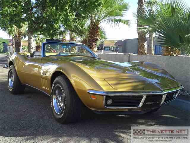 1969 Chevrolet Corvette | 982414